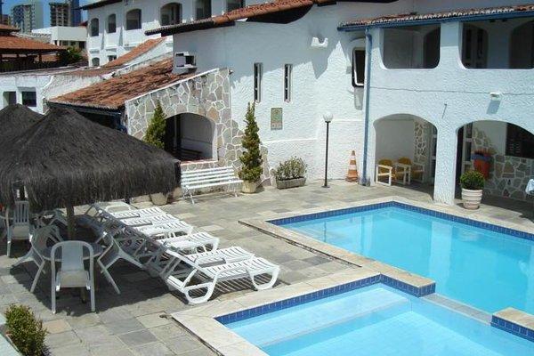 Hotel Ponta do Mar - фото 16