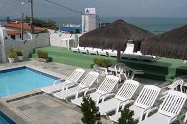 Hotel Ponta do Mar - фото 17
