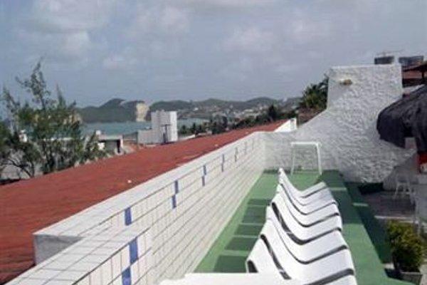 Hotel Ponta do Mar - фото 19