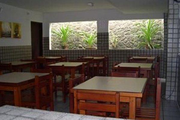 Hotel Ponta do Mar - фото 8