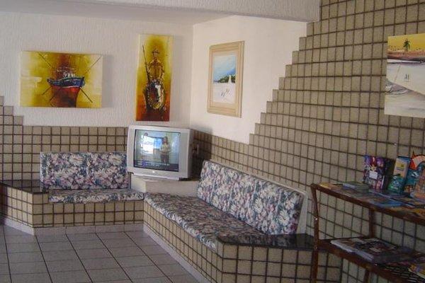 Hotel Ponta do Mar - фото 9
