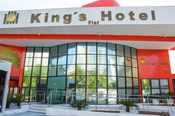 Kings Flat Hotel Beira Mar - 21
