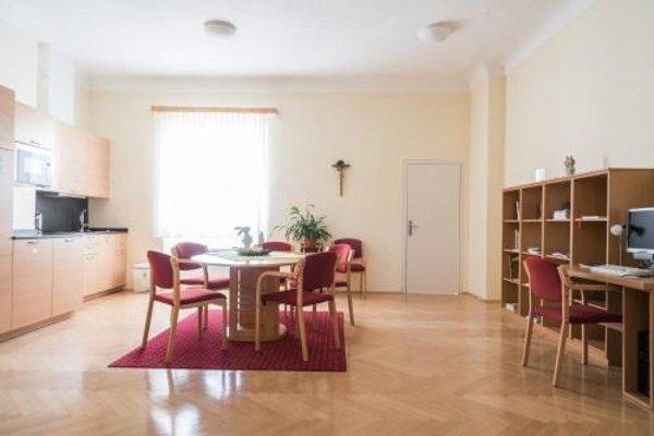 Gastehaus im Priesterseminar Salzburg - фото 15