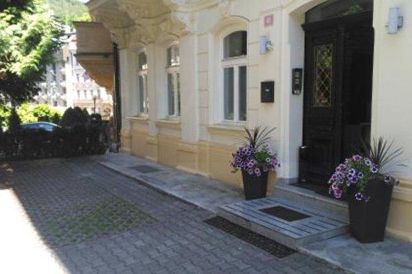 Rezidence Sadova - фото 22