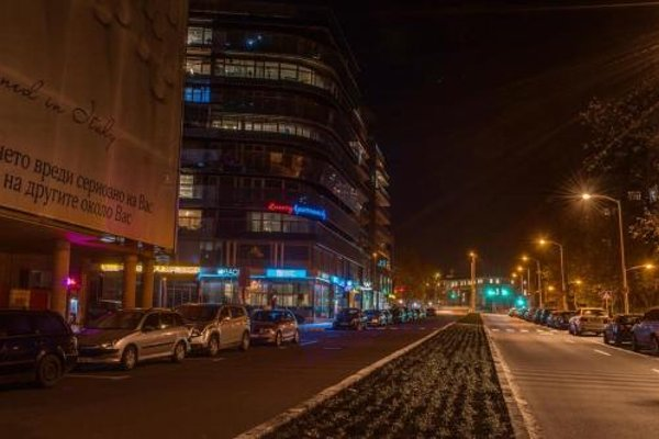 Luxury Apartments Burgas - фото 23