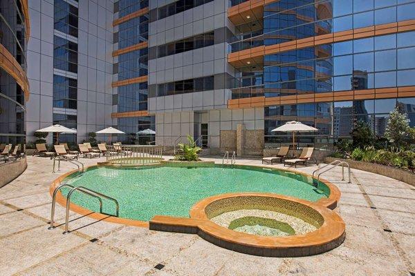DoubleTree by Hilton Hotel and Residences Dubai - Al Barsha - фото 50