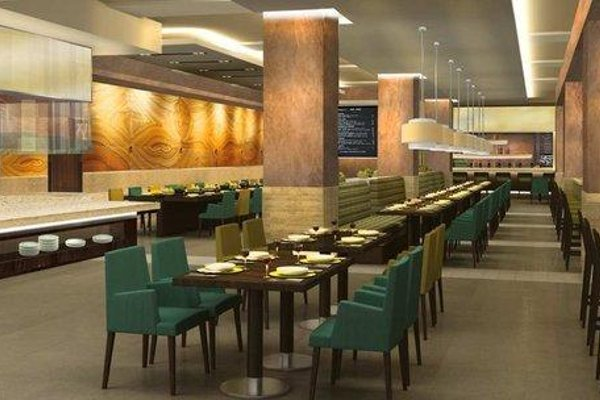 DoubleTree by Hilton Hotel and Residences Dubai - Al Barsha - фото 10
