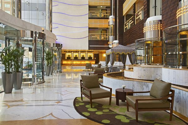 DoubleTree by Hilton Hotel and Residences Dubai - Al Barsha - фото 17