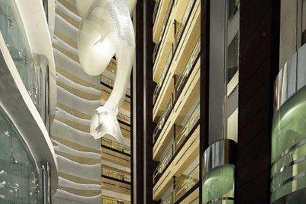 DoubleTree by Hilton Hotel and Residences Dubai - Al Barsha - фото 18