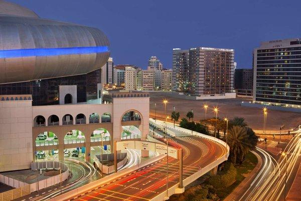 DoubleTree by Hilton Hotel and Residences Dubai - Al Barsha - фото 22