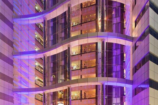 DoubleTree by Hilton Hotel and Residences Dubai - Al Barsha - фото 23