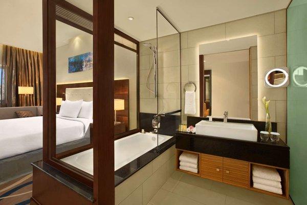 DoubleTree by Hilton Hotel and Residences Dubai - Al Barsha - фото 3