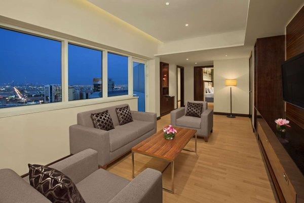 DoubleTree by Hilton Hotel and Residences Dubai - Al Barsha - фото 4