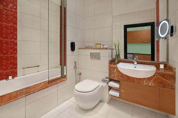 DoubleTree by Hilton Hotel and Residences Dubai - Al Barsha - фото 7