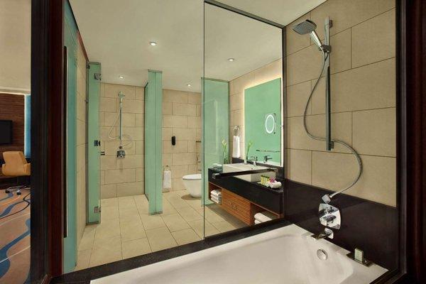 DoubleTree by Hilton Hotel and Residences Dubai - Al Barsha - фото 8