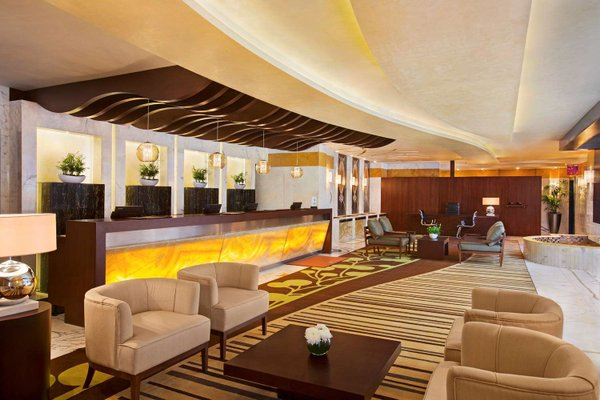 DoubleTree by Hilton Hotel and Residences Dubai - Al Barsha - фото 9