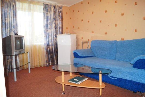 Отель Березовая Роща - фото 8