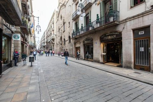 No 24 - The Streets Apartments Barcelona - фото 22