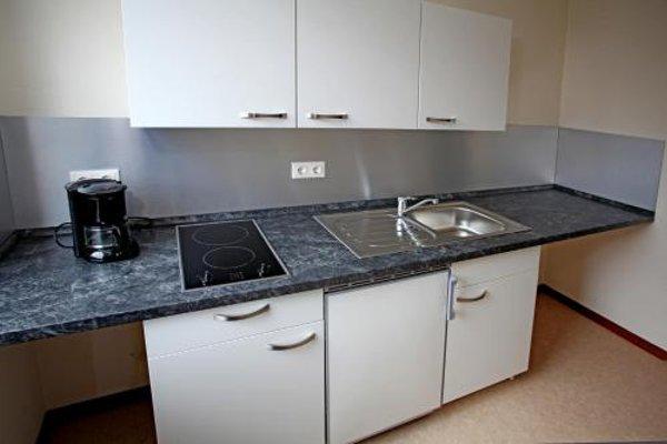 Appartementanlage Vierjahreszeiten - фото 11