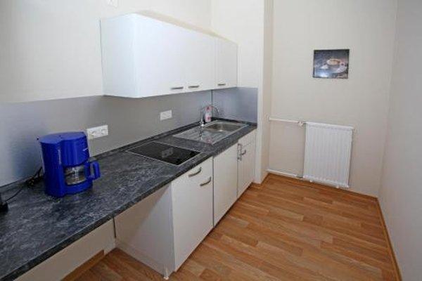 Appartementanlage Vierjahreszeiten - фото 12