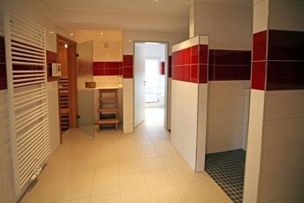 Appartementanlage Vierjahreszeiten - фото 16