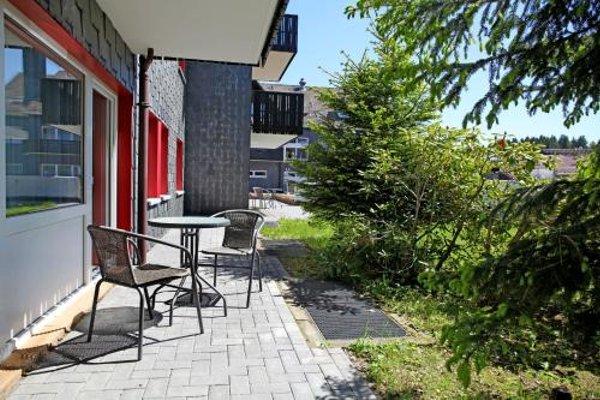 Appartementanlage Vierjahreszeiten - фото 20