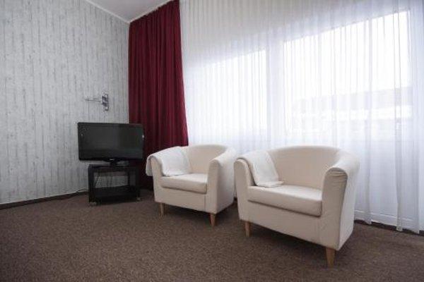 Appartementanlage Vierjahreszeiten - фото 4