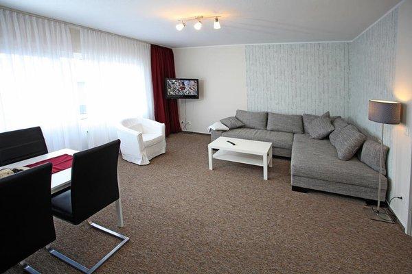 Appartementanlage Vierjahreszeiten - фото 5
