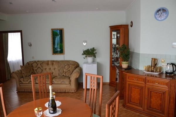 Гостиница Маритель - фото 17