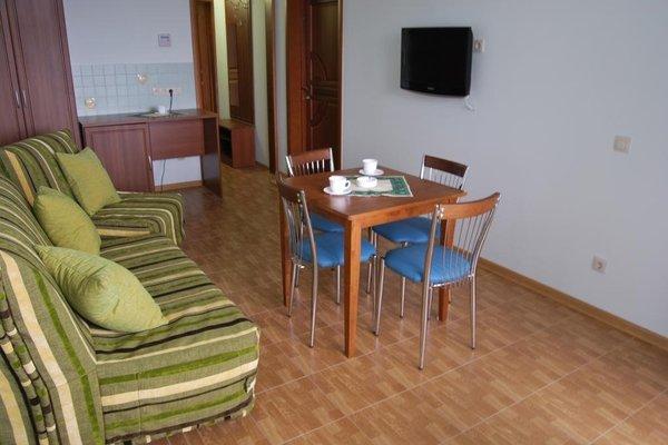 Гостиница Маритель - фото 18