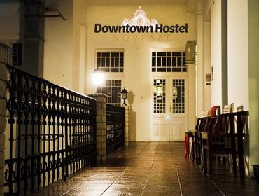 Хостел Downtown Hostel Novi Sad