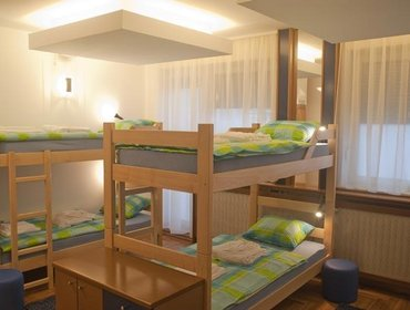Апартаменты Spirit Hostel and Apartments