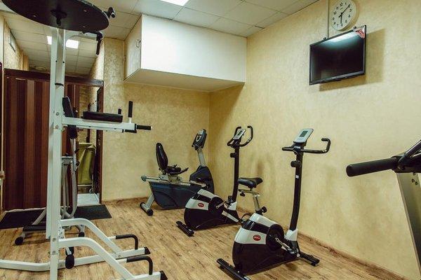 Sharjah Carlton Hotel - фото 14