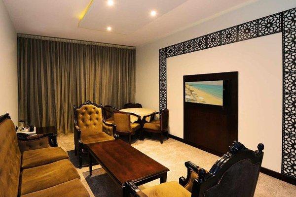 Sharjah Carlton Hotel - фото 3