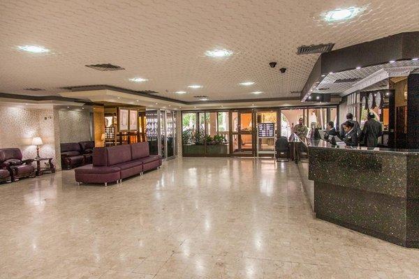 Sharjah Carlton Hotel - фото 6