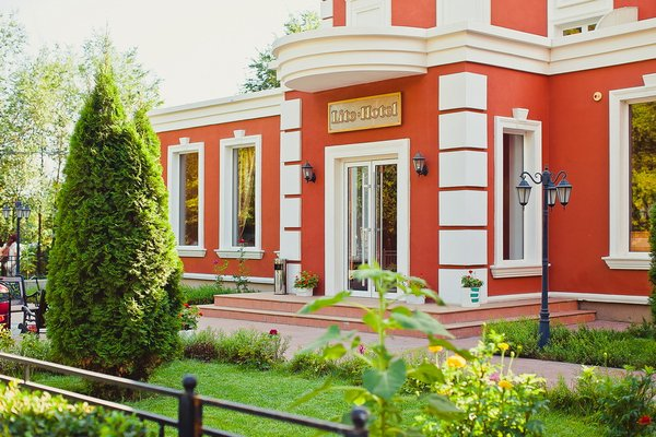Lite Hotel Volgograd - photo 22