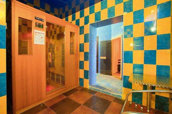 Отель Понтос - фото 10