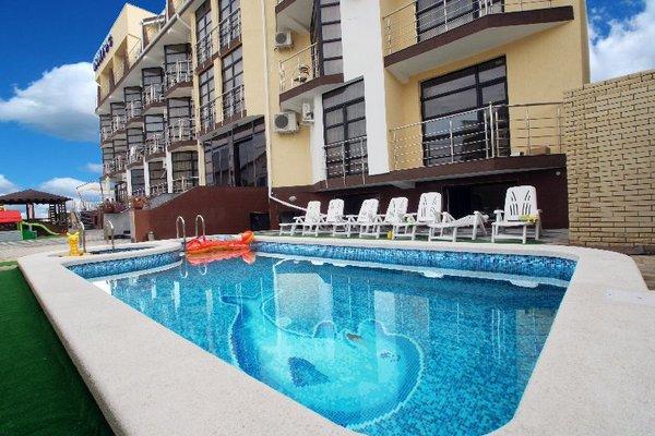 Отель Понтос - фото 22