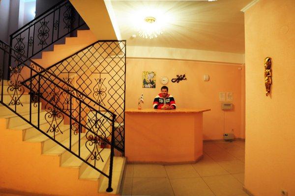 Гостиница Хлоя - фото 15