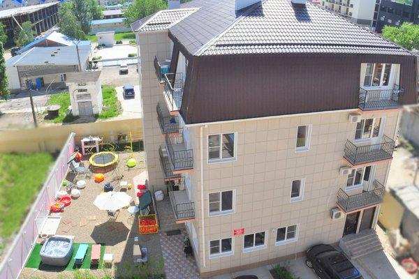 Гостиница Хлоя - фото 19