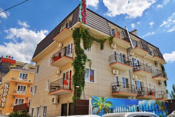 Гостиница Хлоя - фото 23