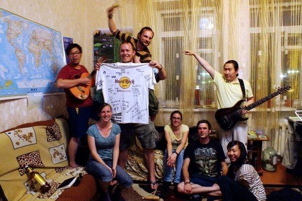 Хостел «Ulan Ude Travellers House» - фото 12