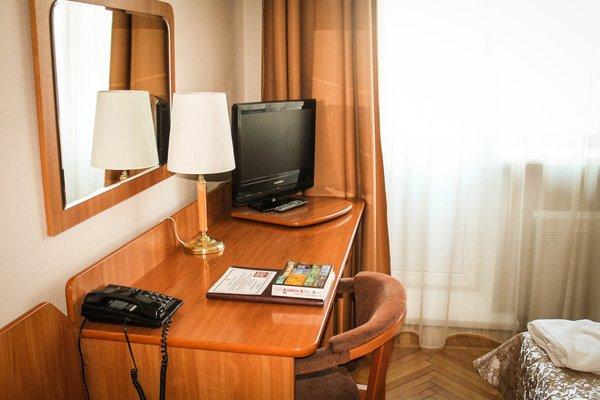 Отель Гэсэр - фото 5