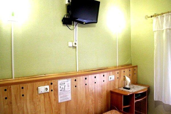 Отель «Кемпинг» - фото 21