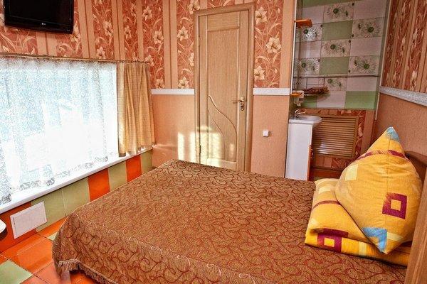 Отель «Кемпинг» - фото 8