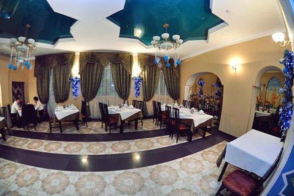 Гостиничный Комплекс Одон - фото 13