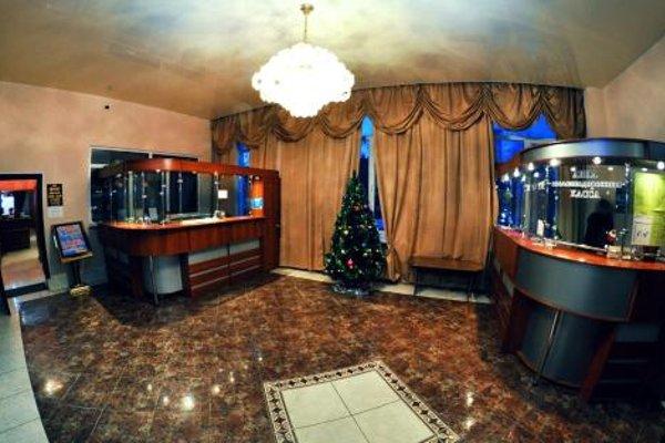 Гостиничный Комплекс Одон - фото 14