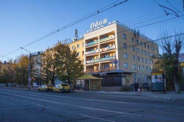 Гостиничный Комплекс Одон - фото 23