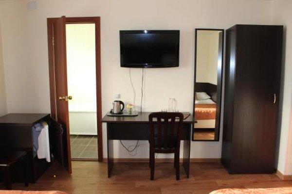 Гостиничный Комплекс Одон - фото 6