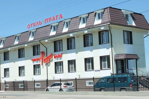 Отель «Прага» - фото 23